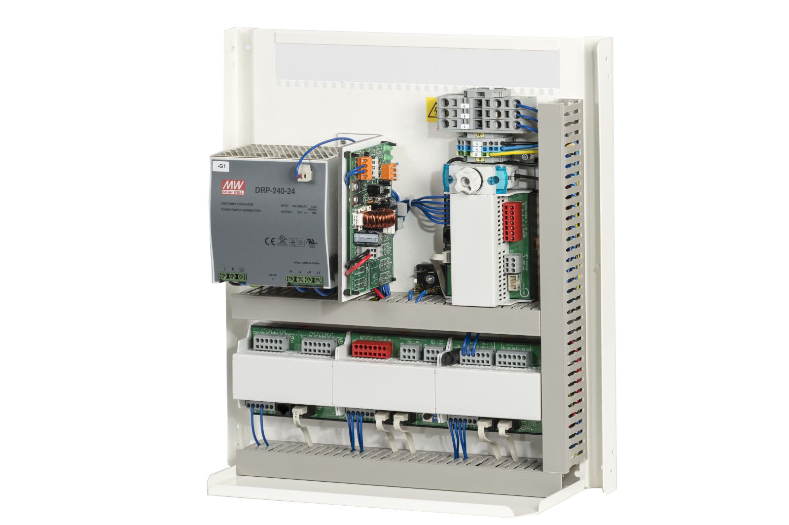 M-SHEV® - The intelligent SHE control panel