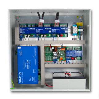 M-SHEVeco and SHEV2eco: Complete control panels without comfort features