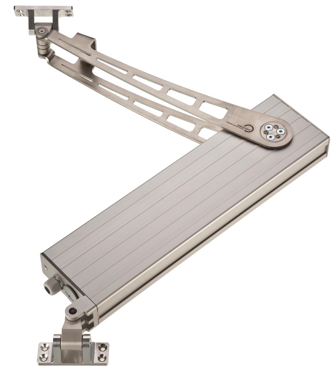 Folding Arm² for turning windows - EA-KL²-DF