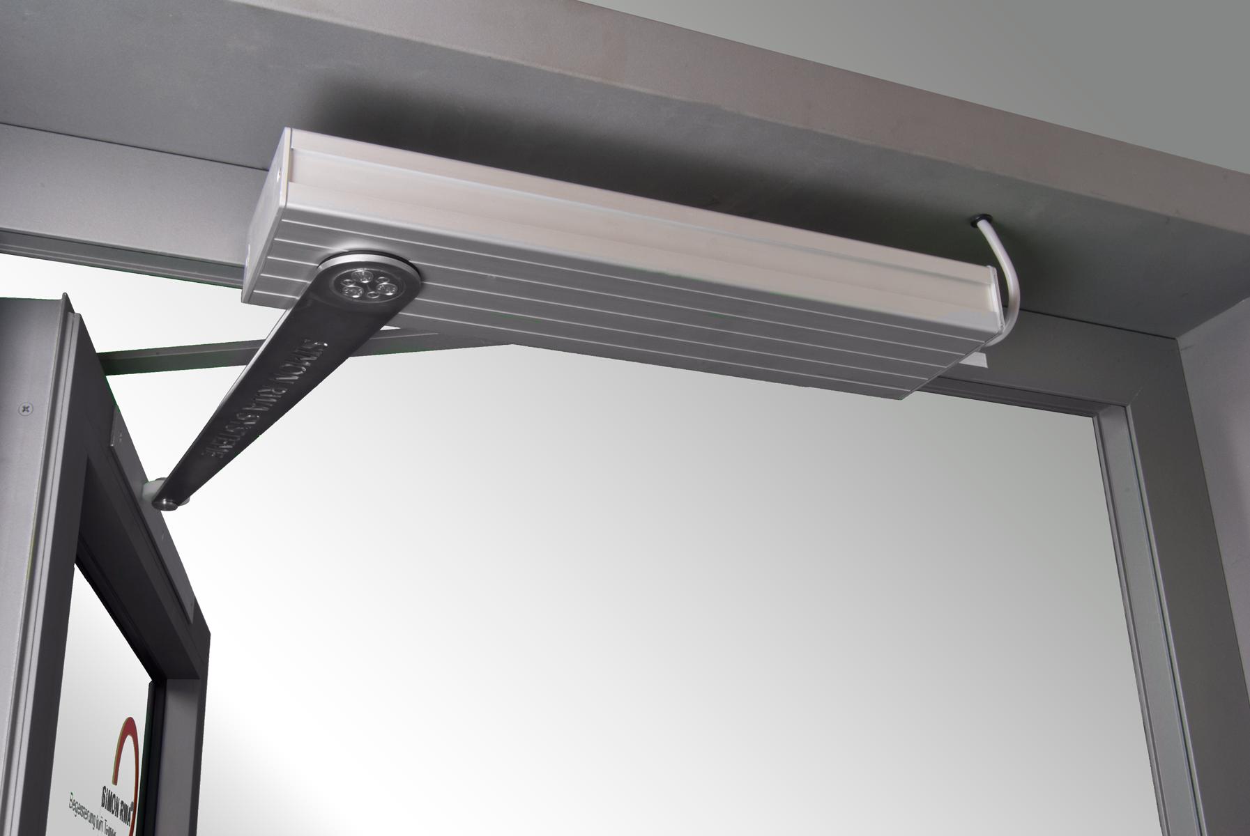 PA-KL2-T / EA-KL2-T folding arm² mounted
