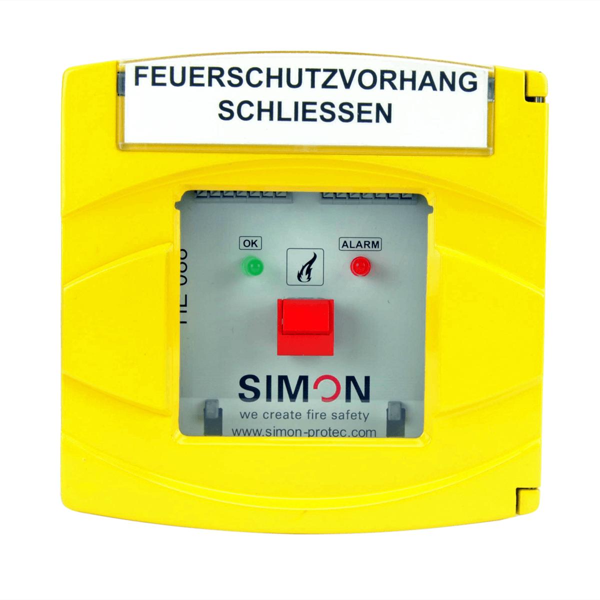 HE-088 yellow