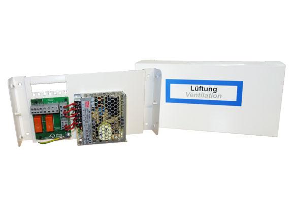 Compact control unit APN-3/-6