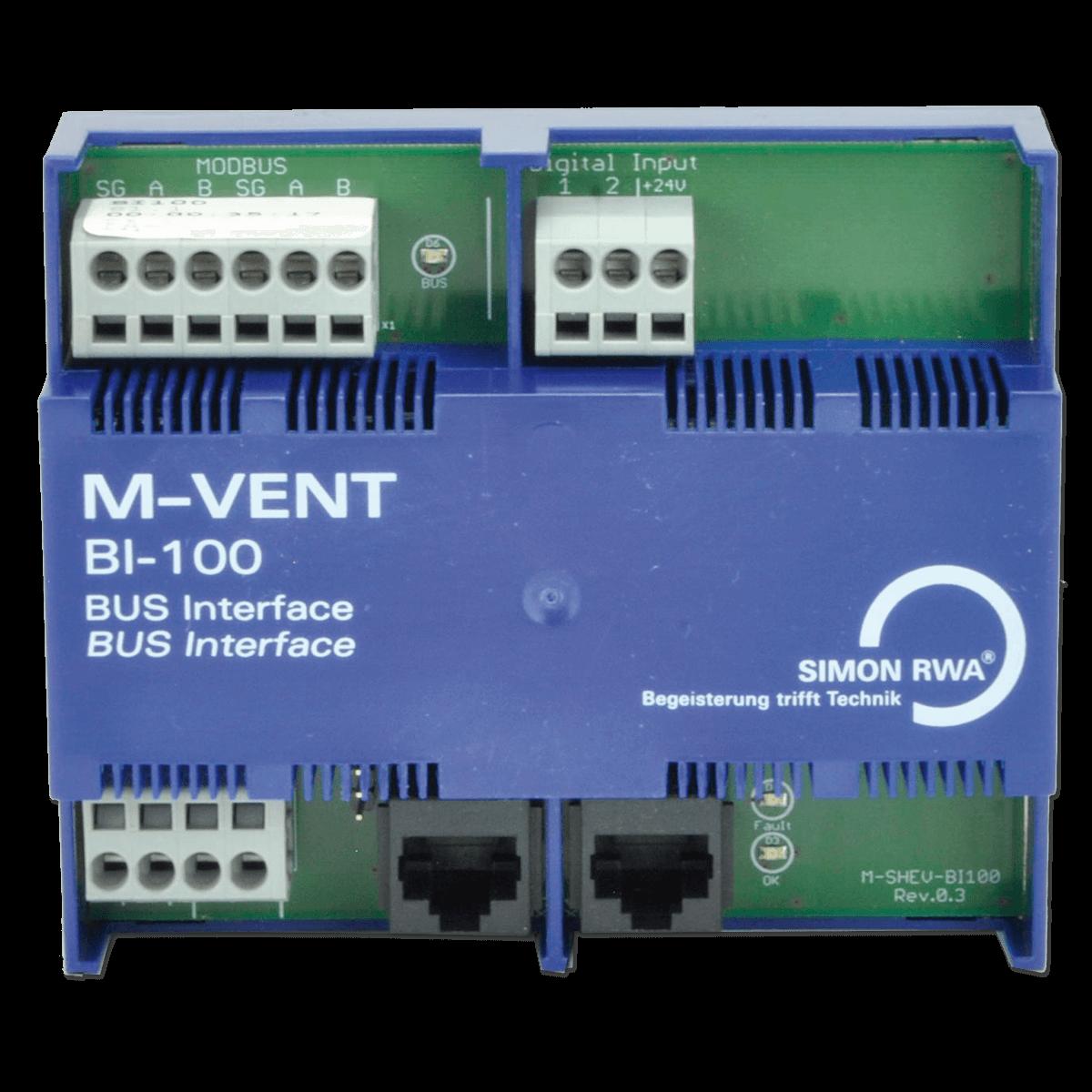 BI-100 Module M-VENT
