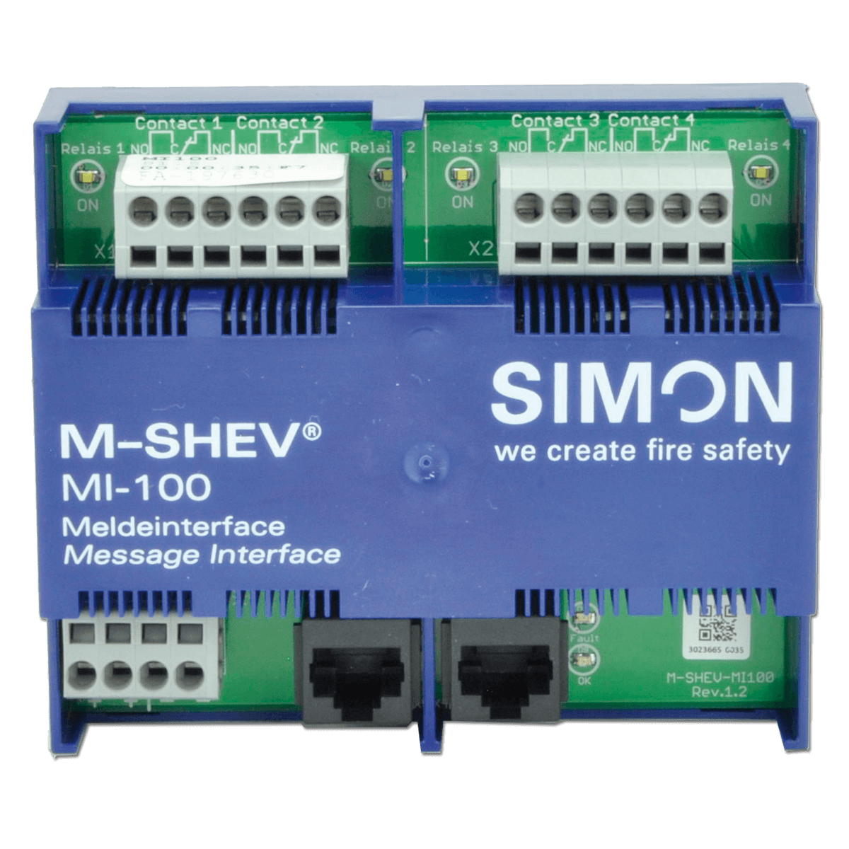 MI-100 Module M-SHEV