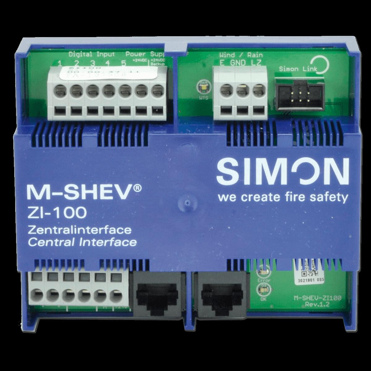 ZI-100 Module M-SHEV