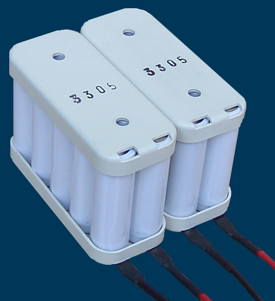 Replacement battery pack NC-2406-TK