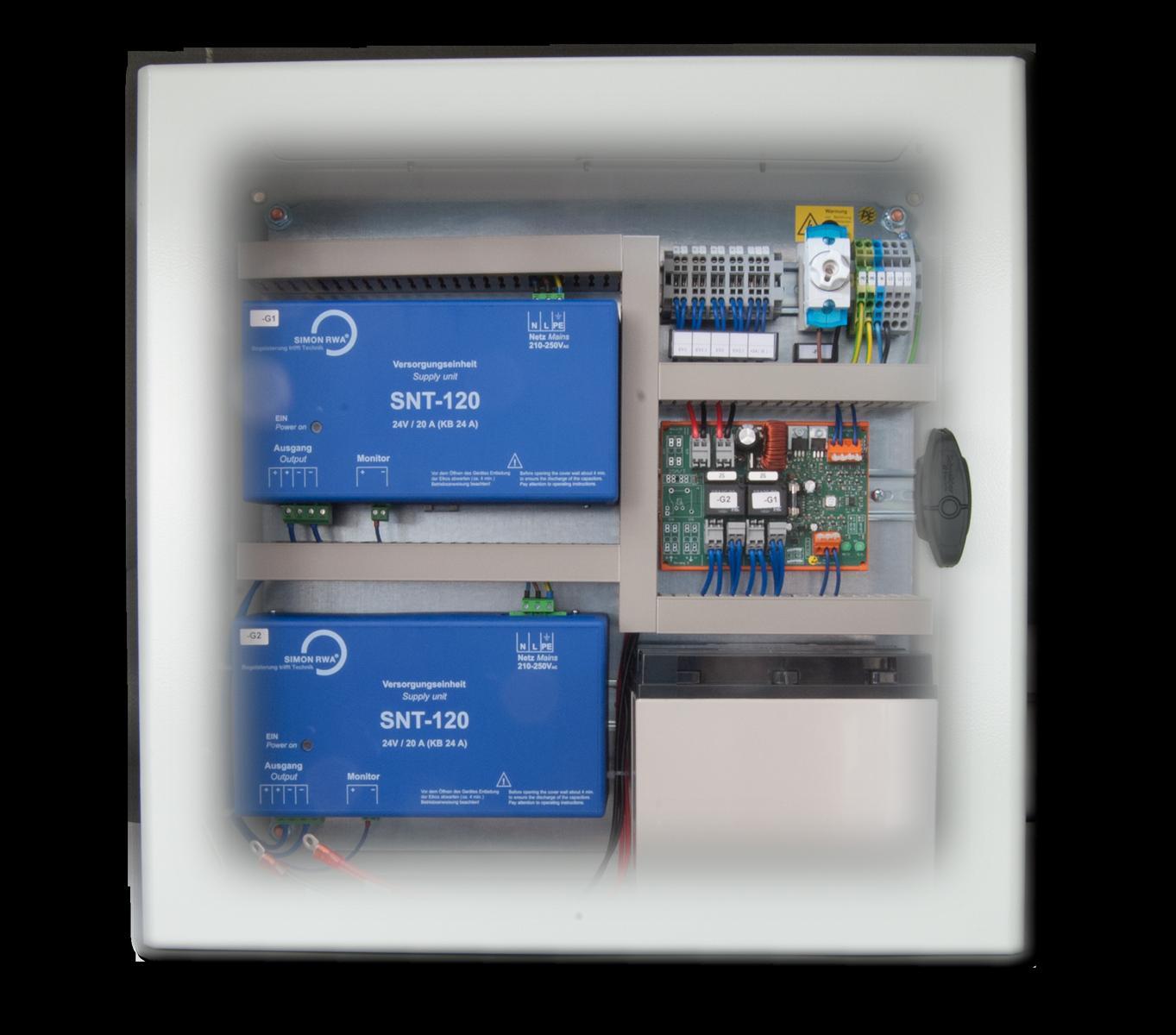 alternative energy supply AEV-48